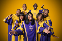 Bild: The Glory Gospel Singers - One of the finest gospel shows