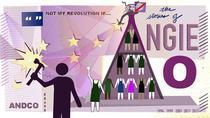 Bild: Not my revolution, if...: Die Geschichten der Angie O. - Deutsch und Englisch