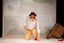 Bild: Onkel Popovs wunderbare Abenteuer - Kindertheater