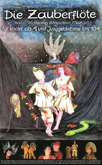 Bild: Die Zauberfl�te - Nach Wolfgang Amadeus Mozart