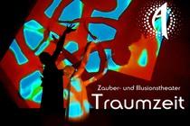Bild: TRAUMZEIT  Zauber- und Illusionstheater - Im Schatten gro�er Fl�gel