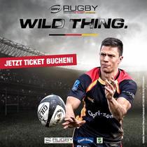 Bild: Rugby-L�nderspiel: Deutschland - Brasilien