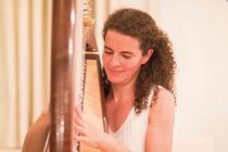 Bild: blue danube events - Himmlische Harfenkl�nge zum Jahresausklang�