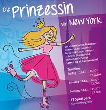 Bild: Die Prinzessin von New York - Weihnachtsm�rchen auf Rollen