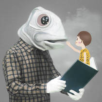 Bild: I  IN  WONDERLAND - fantastisches Trick-Film-Theater f�r Menschen ab 6 Jahren