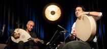 Bild: Frame Drum meets� Syrian Music - Murat Coskun & Samir Mansour