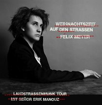 Bild: Felix Meyer & Erik Manouz (Duo) - Landstra�enmusik � Weihnachtszeit auf den Stra�en