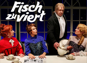 Bild: Fisch zu viert - Vorauff�hrung