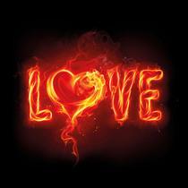 Bild: Burning Love - von Fitzgerald Kusz