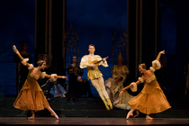 Bild: Schwanensee - Ein faszinierendes Ballettm�rchen -  mit dem Russischen Nationalballett