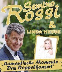 "Bild: Semino Rossi ""solo""  & Linda Hesse - Romantische Momente – Das Doppelkonzert"