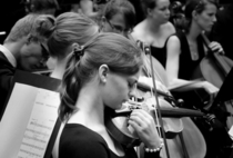 Bild: FSO-Semesterkonzert – Brahms 4, Bartóks Violakonzert & Brahms´ Schicksalslied - Jean-Éric Soucy - Viola | Norbert Kleinschmidt - Dirigent | John Sheppard Ensemble Freiburg | Freiburger Studenten-Orchester