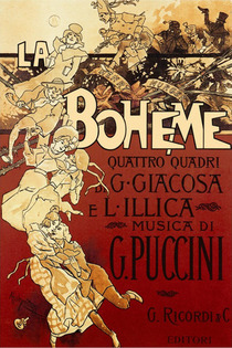 Bild: La Bohème - Oper von Giacomo Puccini - open air