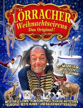 Bild: Lörracher Weihnachtscircus - Das Original! - Familienvorstellung