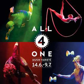 Bild: All 4 One - Das Sommer-Varieté mit den etwas anderen Zutaten