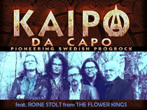 Bild: Kaipa Da Capo - Then And Now Tour 2017