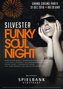 Bild: Silvester - Grand Casino Party - Funky Soul Night