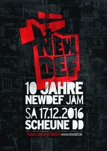 Bild: 10 Jahre NewDEF-Jam - präsentiert von New Def