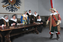 """Bild: Historisches Festspiel """"Der Meistertrunk"""" - 2017 - Pfingsten 2017"""