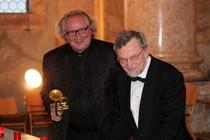 Bild: Silvesterkonzert - Reinhold Friedrich, Trompete  Bernhard Marx, Orgel