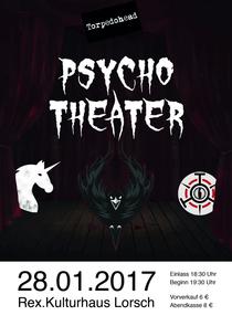 Bild: Psycho Theater - mit dabei Epic Fate,Trigora,Andys sister und Torpedohead