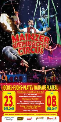 Bild: Mainzer Weihnachtscircus - Großer Familientag!
