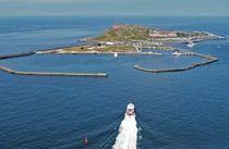 """Bild: Einfache Fahrt - Helgoland mit MS """"Fair Lady"""" 2017 - Rückfahrt von Helgoland nach Bremerhaven mit MS """"Fair Lady"""""""