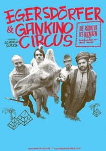 """Bild: Egersdörfer und Gankino Circus in """"Die Rückkehr des Buckligen"""" - Geschichten aus 1001 Nacht - öffentliche Probe"""