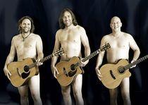 """Bild: 3 Männer nur mit Gitarre """"Kapitel II"""" - Keller Steff, Michi Dietmayr, Roland Hefter"""