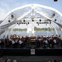 Bild: Brandenburgische Wassermusiken 2017 - Benefizkonzert