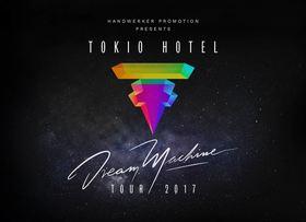 Bild: TOKIO HOTEL - Dream Machine World Tour 2017