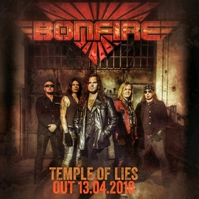 "Bild: European ""BYTE THE BULLET""  Tournee"