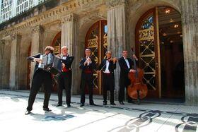 Bild: Matinée im Marmorsaal - Klassik, Strauss-Walzer und Goldene Zwanziger