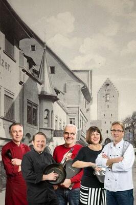 Bild: Kulinarische StadtGänge in Ravensburg - von Speis, Trank, Spezereien und reichsstädtischer Gastlichkeit