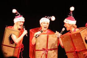 Bild: Ladies NYGHT - Jetzt ist erst mal Weihnachten � Frohes Fest mit Ladies NYGHT!