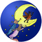 Bild: Peterchens Mondfahrt