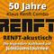 Bild: 50 Jahre RENFT - Klaus Renft Combo - RENFT-akustisch I Die legend�re Kultband auf Jubil�umstournee