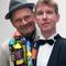 Bild: Peter Vollmer & Hr. Heuser vom Finanzamt - �Die Knaller des Jahres � eine satirische Bilanz�