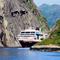 Bild: Hurtigruten  �  Norwegen mit dem Postschiff - mit Kai Uwe K�chler