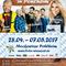 Bild: 9. Licher Wiesnfest in Pohlheim 2017 - 1. FFH-Wiesnhitnacht mit Blechblos'n, Mickie Krause, Oppa und die Schlagerenkel & Powerkryner