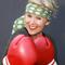 Bild: Angelika Beier - Durchboxen statt Botoxen